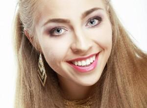 Lepi in beli zobje
