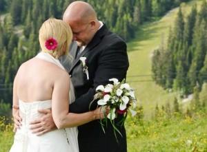 Poroka na Krvavcu