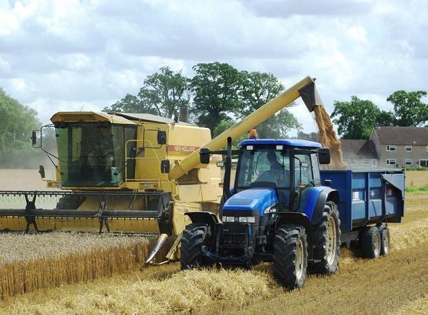 Rabljena kmetijska mehanizacija