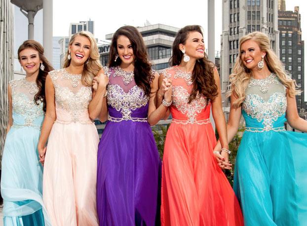 Barve maturantskih oblek