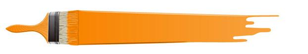 Oranžna barva