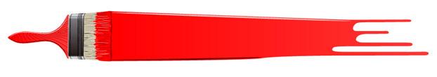 Rdeča barva