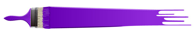 Vijolična barva