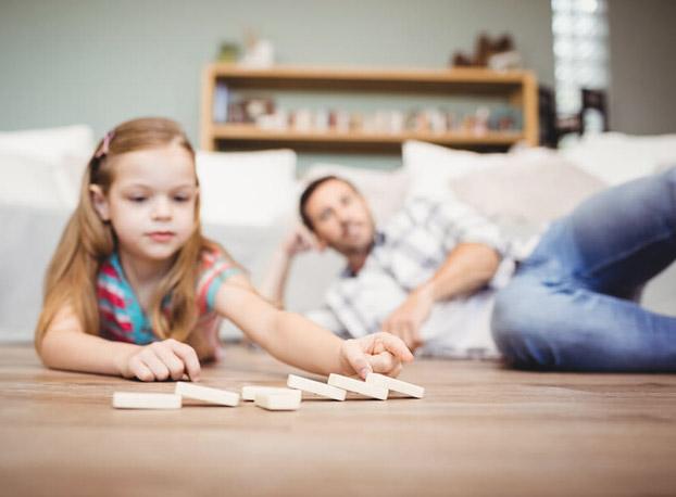 Družabne igre za najmlajše
