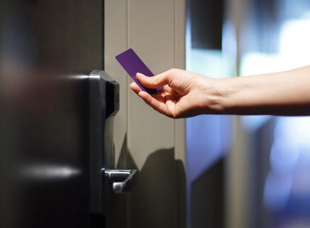 Kontrola pristopa za apartmaje