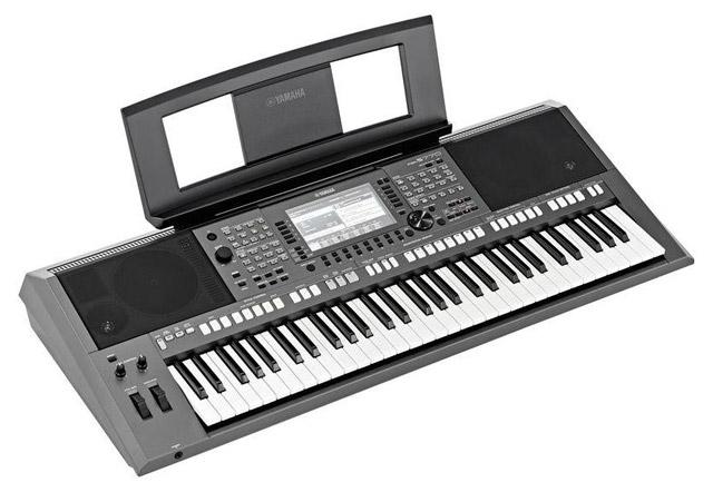 Električna klaviatura Yamaha PSR-S770