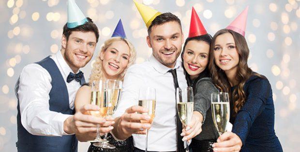 Praznovanje prednovoletne zabave