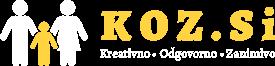 Koz.si - logo